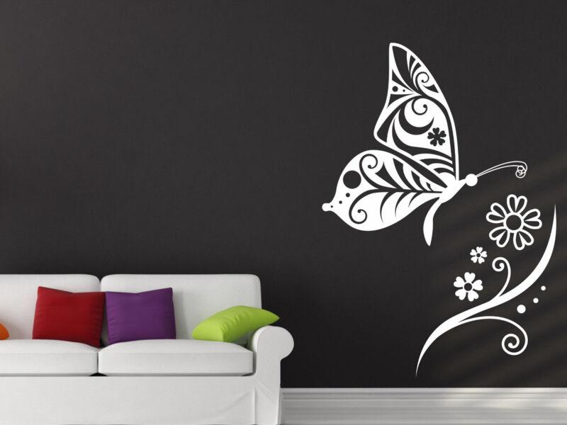 Virágos pillangó falmatrica