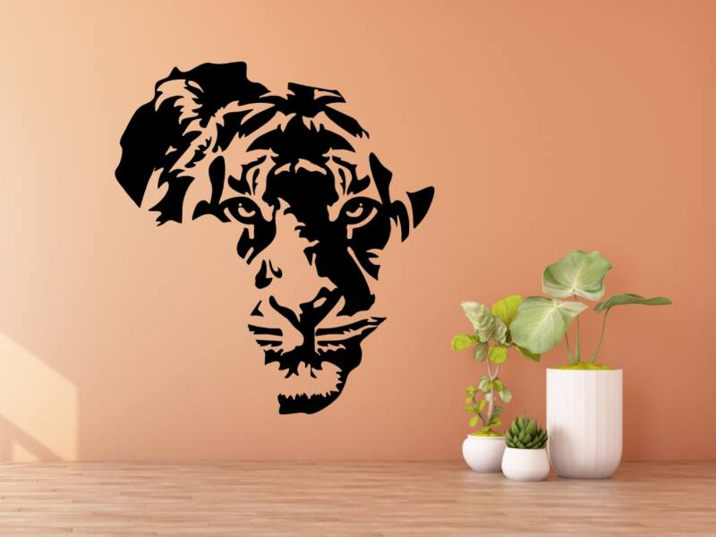 Afrika - Tigris Falmatrica