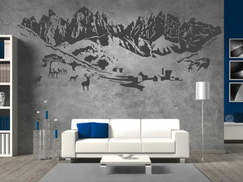Afrikai hegység falmatrica
