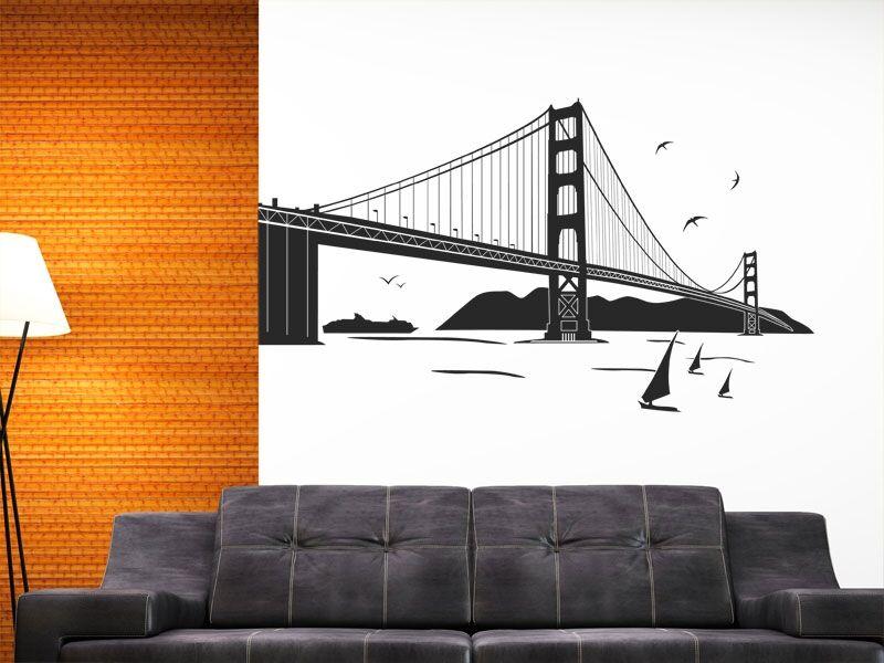 Golden Gate falmatrica