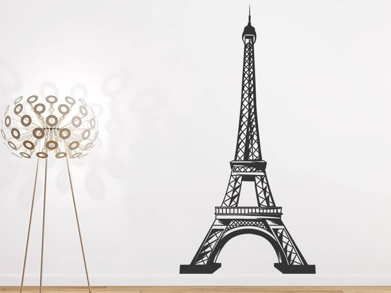 Eiffel-torony falmatrica