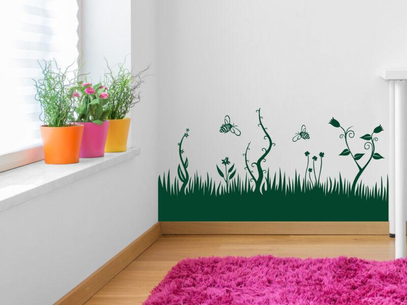 Fű falmatrica