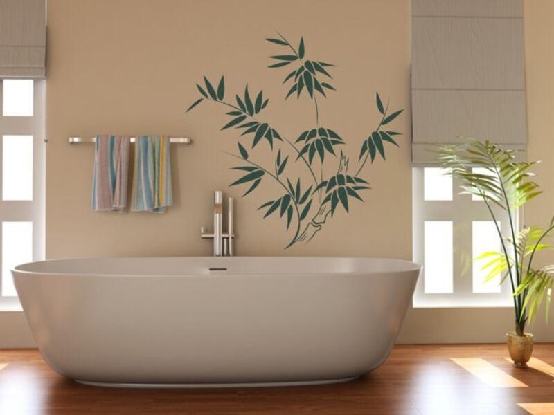 Fürdőszoba falmatrica 16
