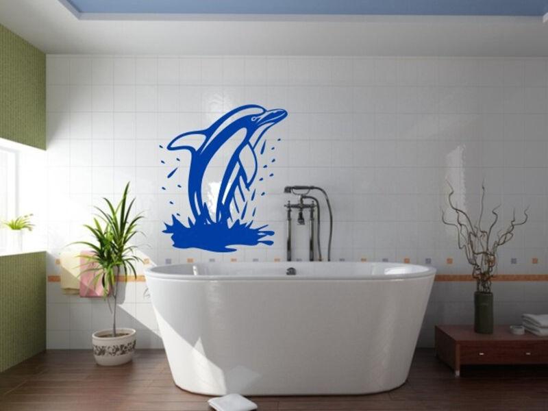 Fürdőszobai falmatrica 01