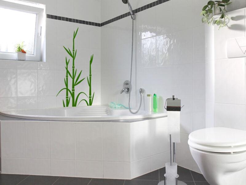 Fürdőszobai falmatrica 28
