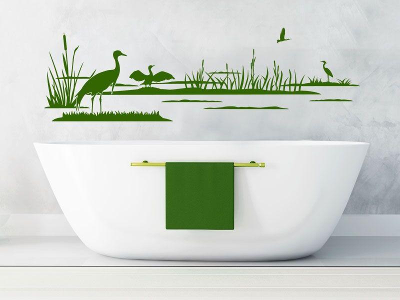 Fürdőszoba  falmatrica 15