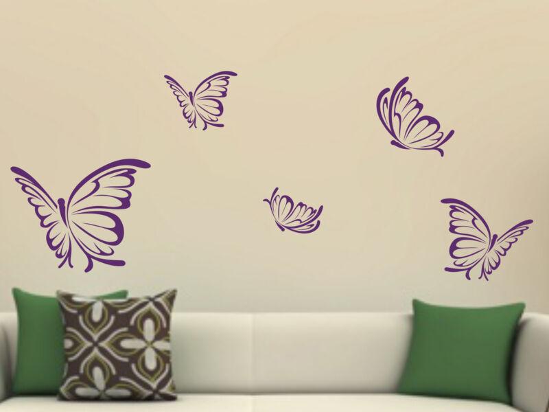Pillangó falmatrica szett 03