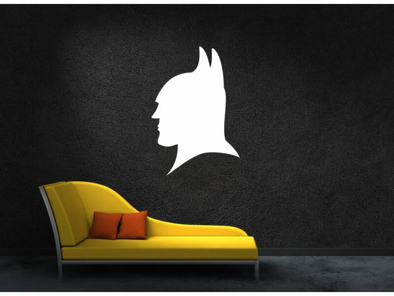 Batman Sziluett falmatrica