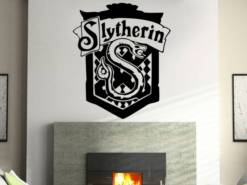 Harry Potter Mardekár címer falmatrica