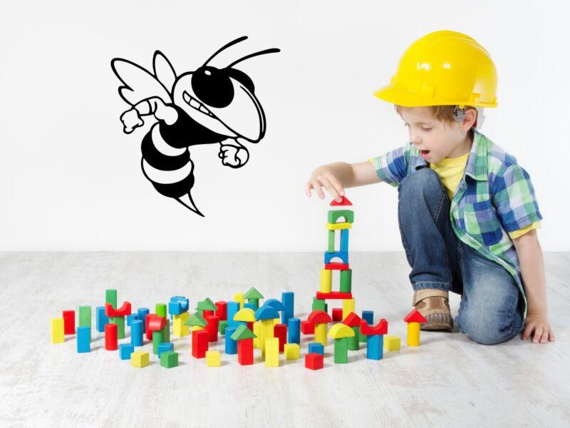Mérges méhecske méh falmatrica
