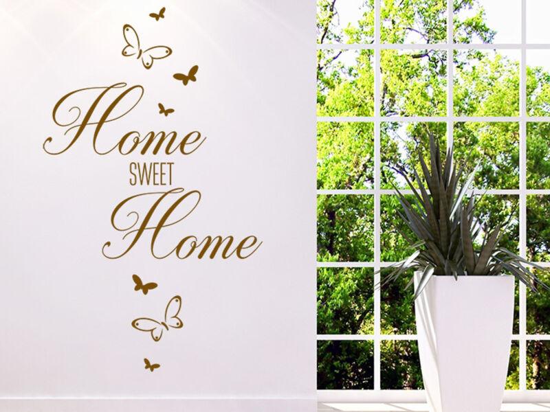 Home Sweet Home idézetek falmatrica 04