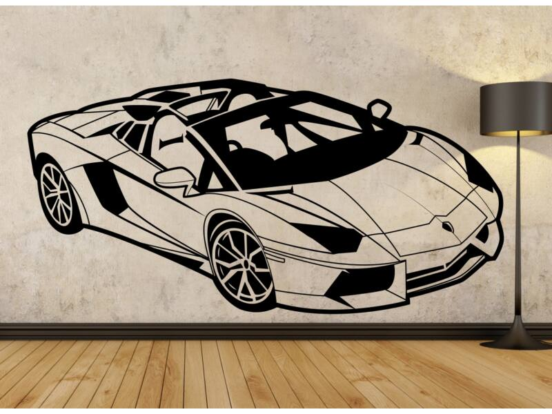 Lamborghini falmatrica