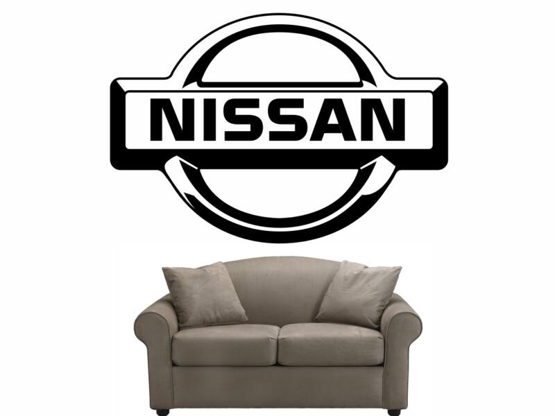Nissan Logo 01 falmatrica