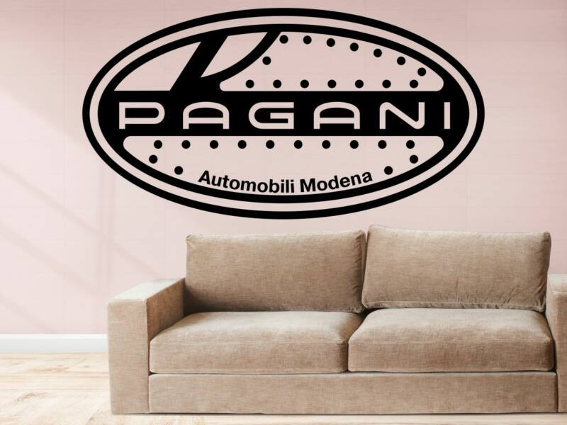 Pagani logo falmatrica