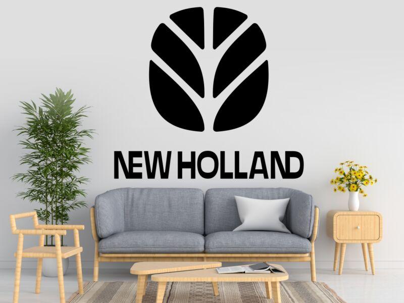New Holland logo falmatrica