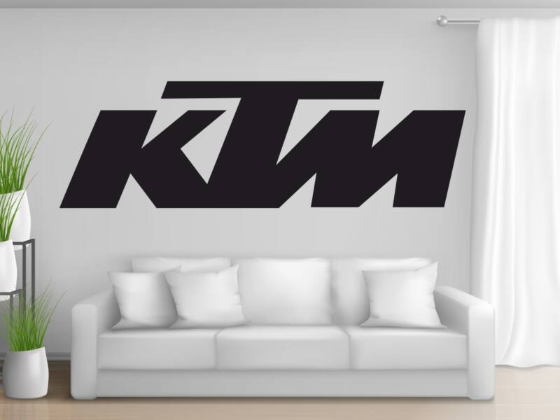 KTM logo falmatrica