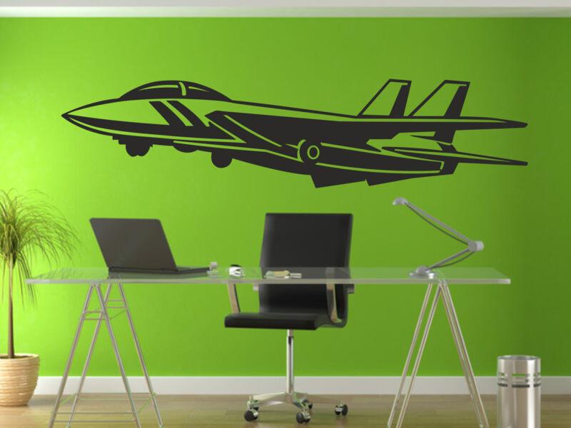 Katonai repülőgép falmatrica 02