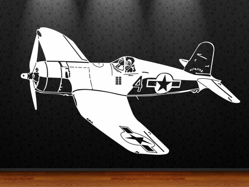 2. világháborús repülőgép falmatrica