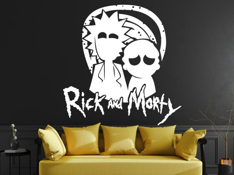 Rick and Morty Falmatrica