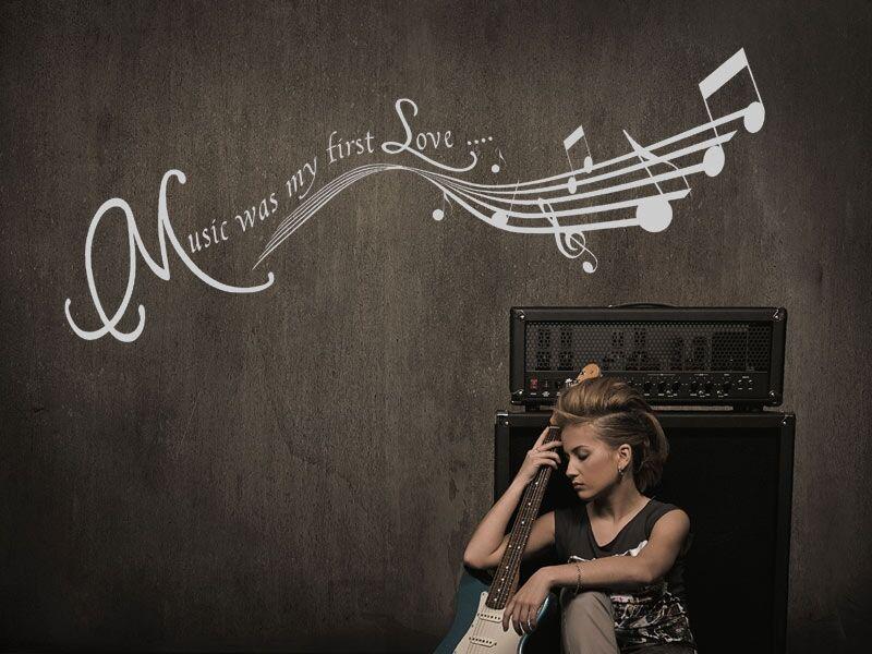 Music was my first love ... falmatrica