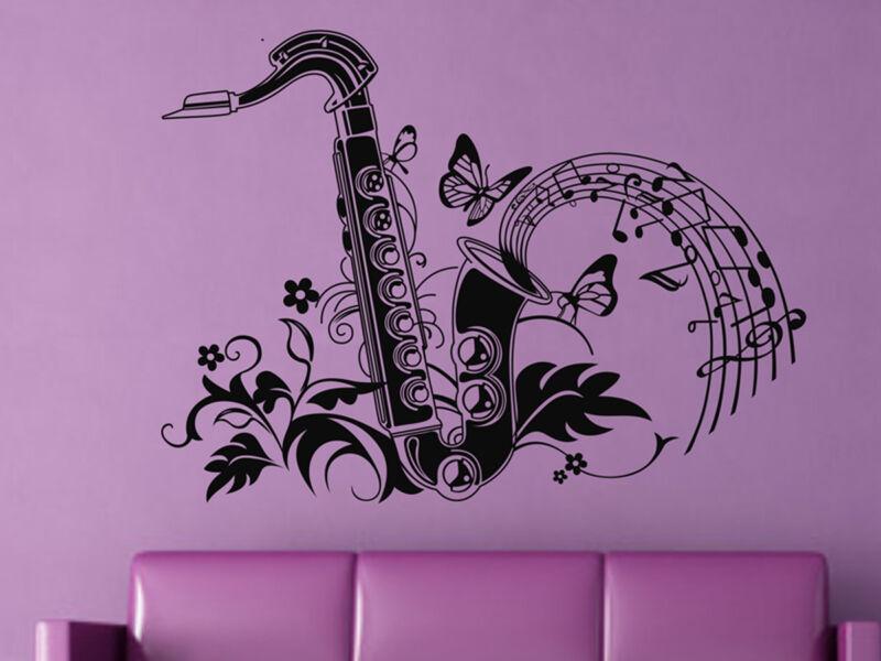 Szaxofon falmatrica