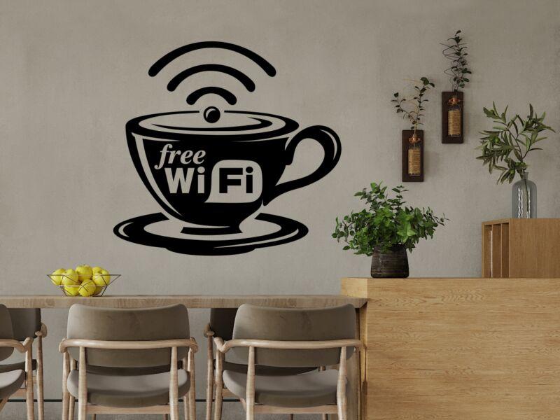 Free WiFi Kávés Falmatrica