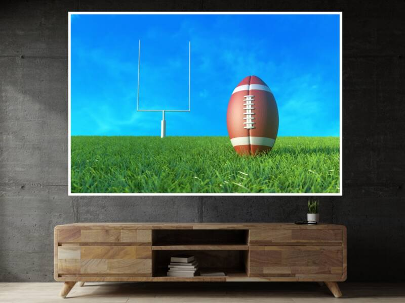 Amerikai Futball 1 - Öntapadós poszter