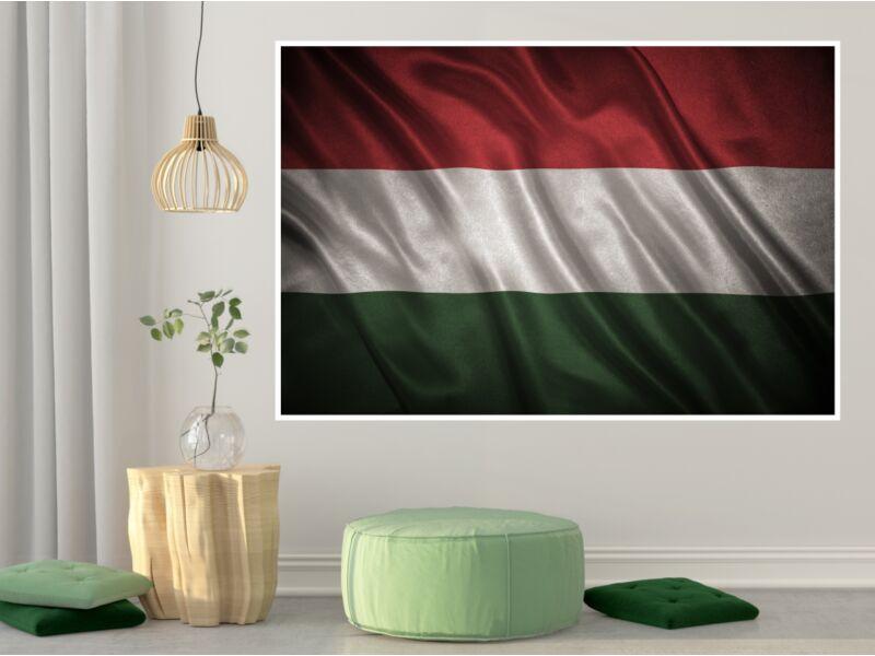 Magyar zászló - Öntapadós poszter