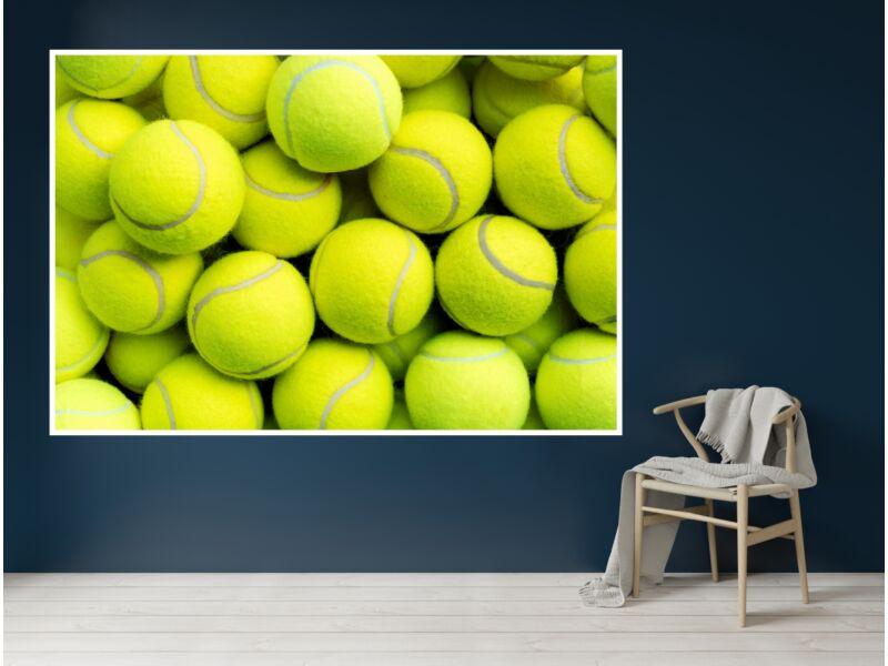 Tenisz 2 - Öntapadós poszter