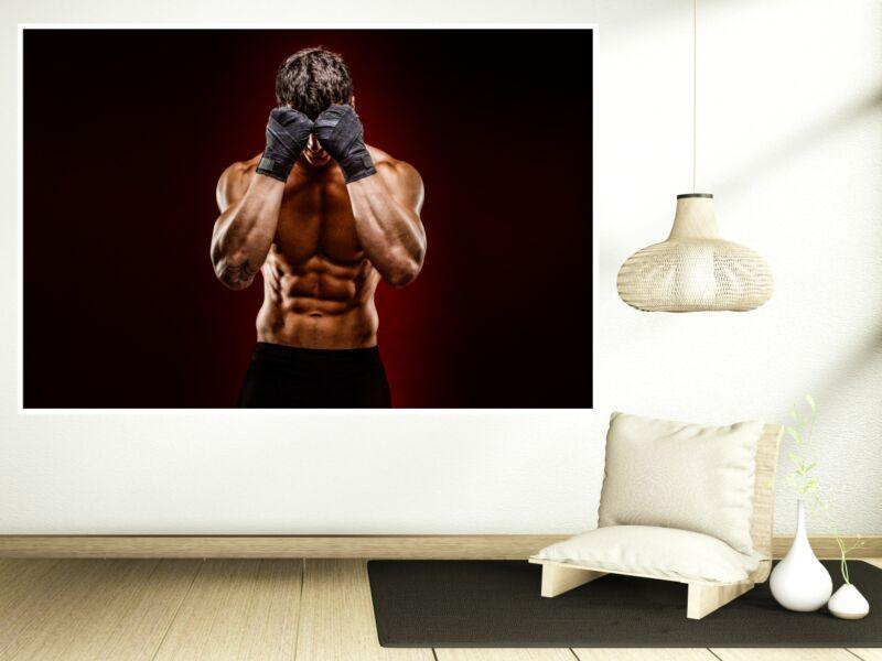 Fitness 18 - Öntapadós poszter