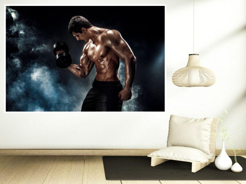 Fitness 2 - Öntapadós poszter