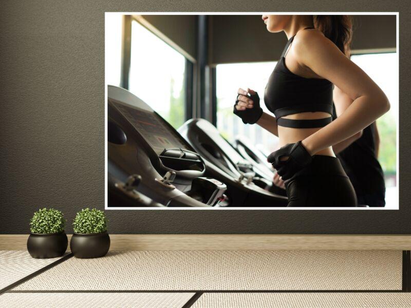 Fitness 22 - Öntapadós poszter