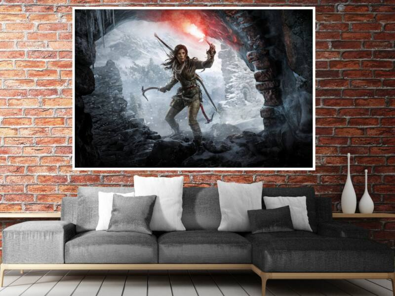 Rise of the Tomb Raider - Öntapadós poszter