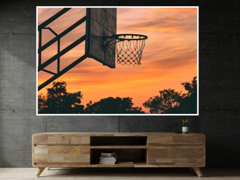 Kosárlabda 2 - Öntapadós poszter