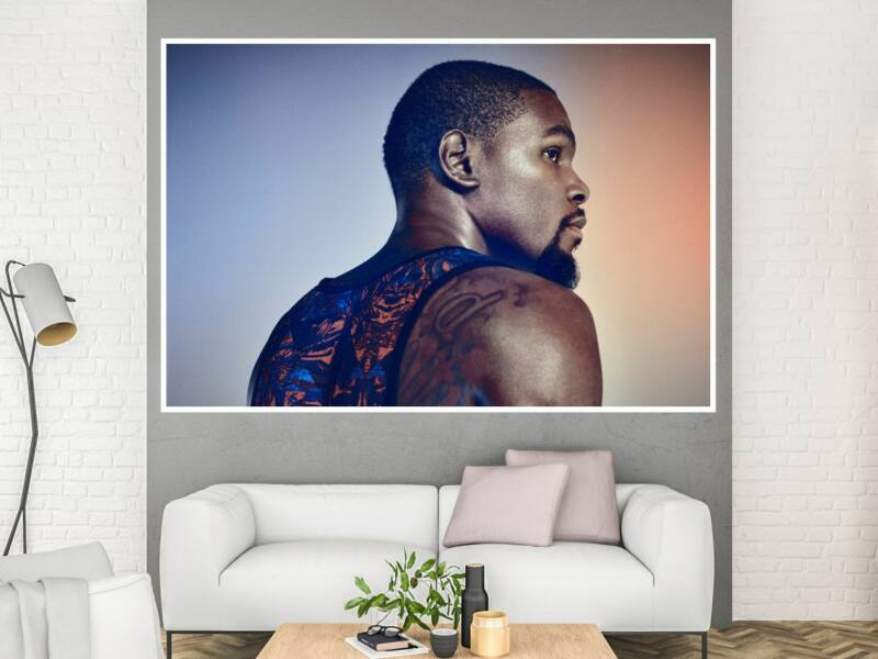NBA Kevin Durant 1 - Öntapadós poszter