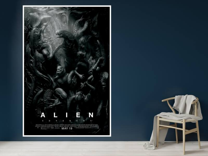 Alien - Öntapadós poszter