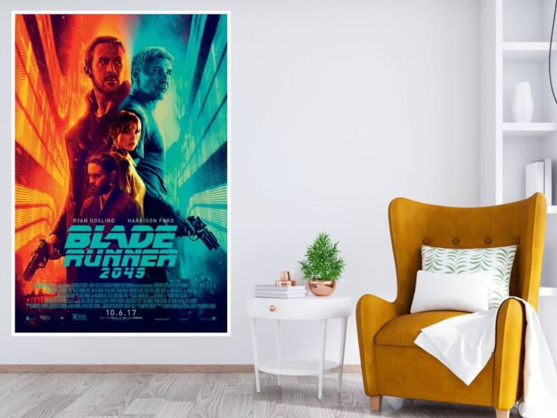 Blade Runner 2049 - Öntapadós poszter