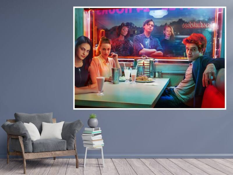 Riverdale 1 - Öntapadós poszter