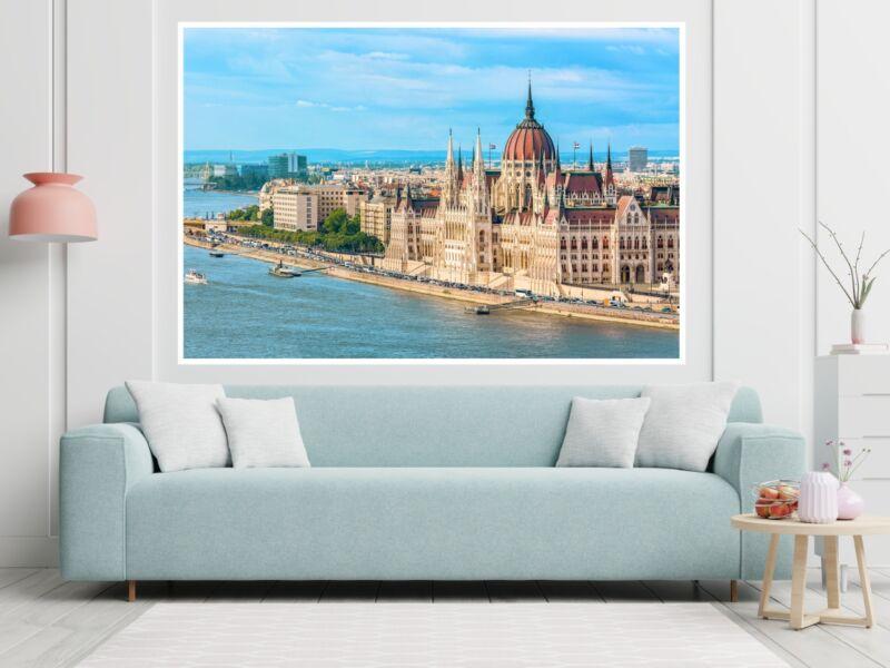 Budapest, Magyarország 1 - Öntapadós poszter