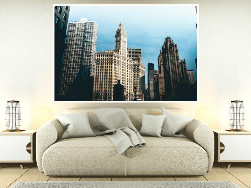 Chicago, USA 2 - Öntapadós poszter