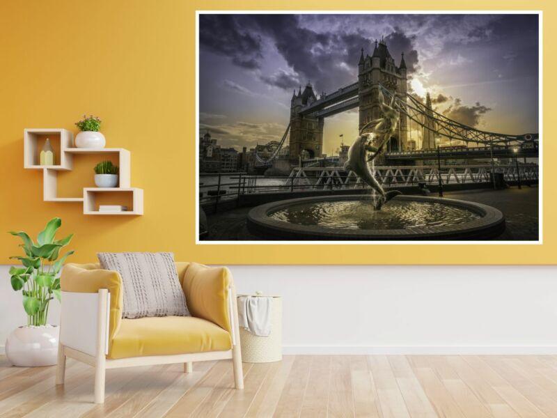 London, Anglia 1 - Öntapadós poszter