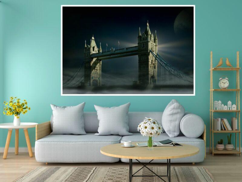 London, Anglia 2 - Öntapadós poszter