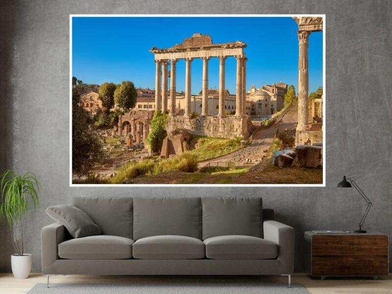 Róma, Olaszország 1 - Öntapadós poszter