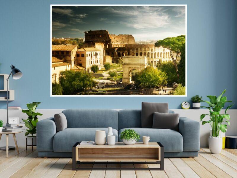 Róma, Olaszország 2 - Öntapadós poszter
