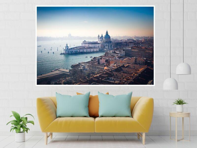Velence, Olaszország 1 - Öntapadós poszter