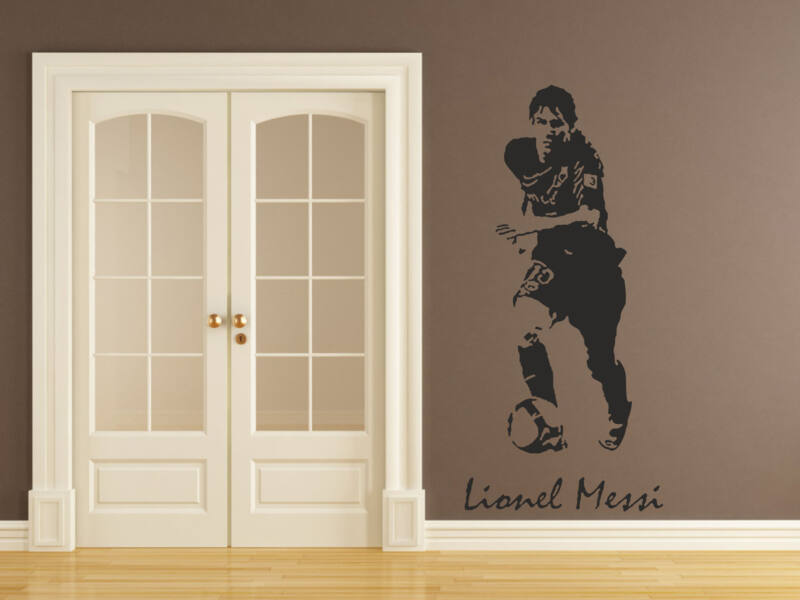 Leonel Messi falmatrica