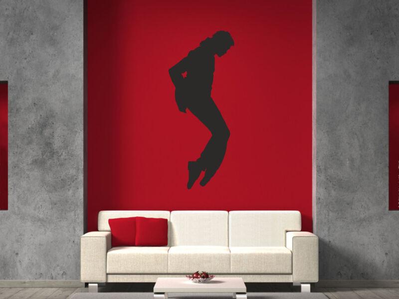 Táncoló Michael Jackson falmatrica