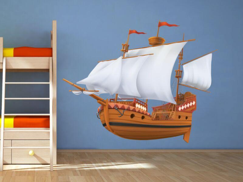 árbócos hajó