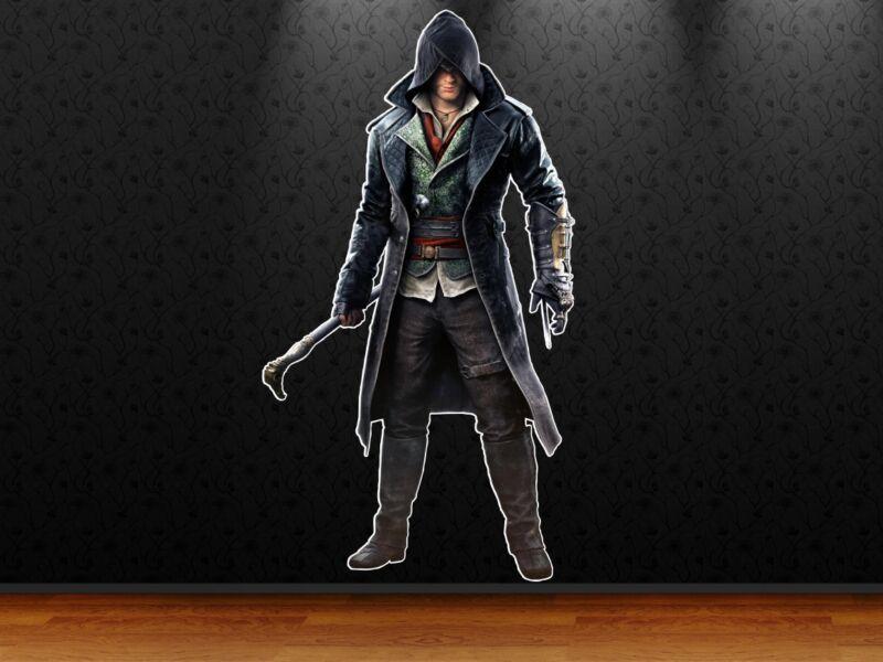Assassin's Creed - Jacob Frye - színes falmatrica