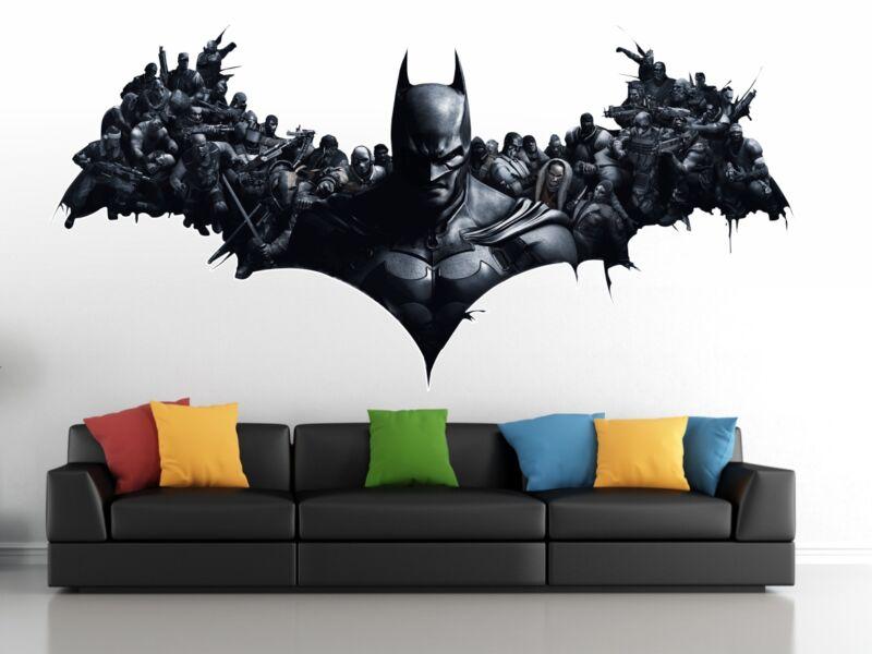 Batman 01 - Színes falmatrica